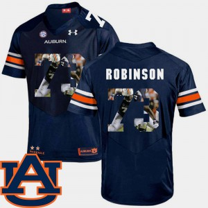 For Men AU #73 Greg Robinson Navy Pictorial Fashion Football Jersey 488782-601